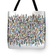 Urban Abstract Tote Bag by Frank Tschakert