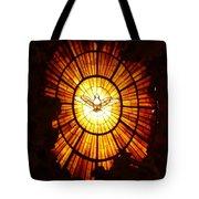 Vatican Window Tote Bag by Carol Groenen