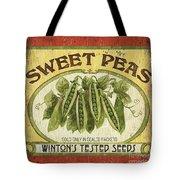 Veggie Seed Pack 1 Tote Bag by Debbie DeWitt