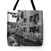 Venice Tote Bag by Frank Tschakert