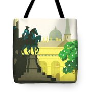 Vienna Tote Bag by Georgia Fowler