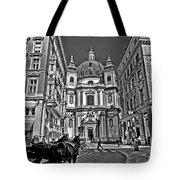 Vienna Scene Tote Bag by Madeline Ellis