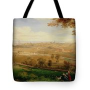 View Of Bradford Tote Bag by William Cowen