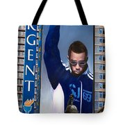 View Of New York Tote Bag by Guido Borelli
