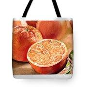Vitamin C Tote Bag by Irina Sztukowski