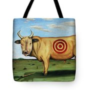 W T F Tote Bag by Leah Saulnier The Painting Maniac