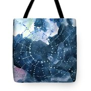 Waiting For A Catch Tote Bag by Anil Nene