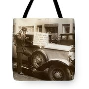 Wall Street Crash, 1929 Tote Bag by Granger