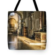 Warm Glow Tote Bag by Joan Carroll