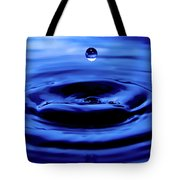 Water Drop Tote Bag by Eric Ferrar