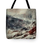 Watercolor 446 Tote Bag by Pol Ledent