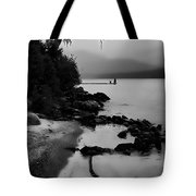 Weathered Tote Bag by David Patterson