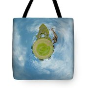 Wee Chapel Ruins Tote Bag by Nikki Marie Smith