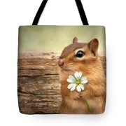 Welcome Spring Tote Bag by Lori Deiter