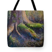 Well Grounded Tote Bag by Joanne Smoley