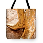 Western Wear Tote Bag by Jill Smith