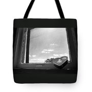 What Remains Tote Bag by Ted M Tubbs
