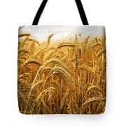 Wheat Tote Bag by Elena Elisseeva