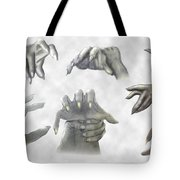While We Sleep Tote Bag by Brian Wallace