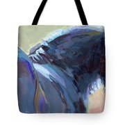 Whiskery Clyde Tote Bag by Kimberly Santini