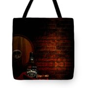 Whiskey Fancy Tote Bag by Lourry Legarde