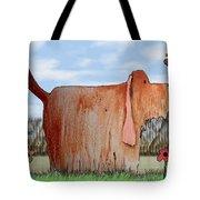 Wilbur Tote Bag by Arline Wagner