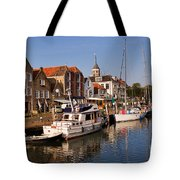 Willemstad Tote Bag by Louise Heusinkveld