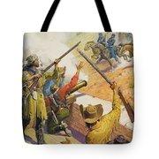 William Bent  Tote Bag by Severino Baraldi
