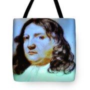 William Penn Portrait Tote Bag by Bill Cannon