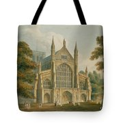 Winchester Cathedral Tote Bag by John Buckler