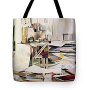 Wind Of Change Tote Bag by Jeremy Annett