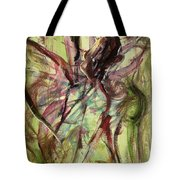 Windy Day Tote Bag by Ikahl Beckford