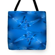 Wine Glass Tote Bag by Tim Allen
