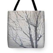 Winter Tote Bag by Leah  Tomaino
