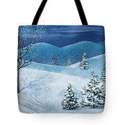 Winter Solstice Tote Bag by Bedros Awak