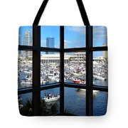 Worlds Biggest Boat Party Tote Bag by David Lee Thompson