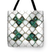 X Marks the Spot Tote Bag by Amanda Moore