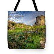 Ye Olde Path  Tote Bag by Adrian Evans