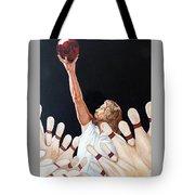Yeah Yeah Oh Yeah Tote Bag by Tom Roderick