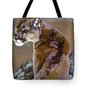 You Talking To Me Tote Bag by J W Baker