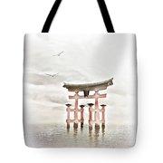 Zen Tote Bag by Jacky Gerritsen