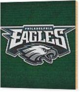 Philadelphia Eagles Wood Print by Joe Hamilton