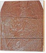 Bikira Maria Wood Print by Gloria Ssali