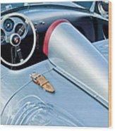 1955 Porsche Spyder  Wood Print by Jill Reger