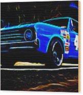 1970 Chrysler Valiant Wood Print by Phil 'motography' Clark