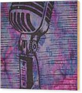 Shure 55s Wood Print by William Cauthern