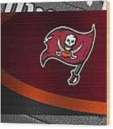 Tampa Bay Buccaneers Wood Print by Joe Hamilton