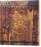 Atooi Dreaming Wood Print by Derek Glaskin