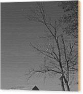 Bear Tavern Road Wood Print by Steven Richman