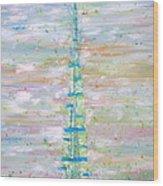 Burj Khalifa - Dubai Wood Print by Fabrizio Cassetta